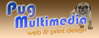 Pug Multimedia Logo